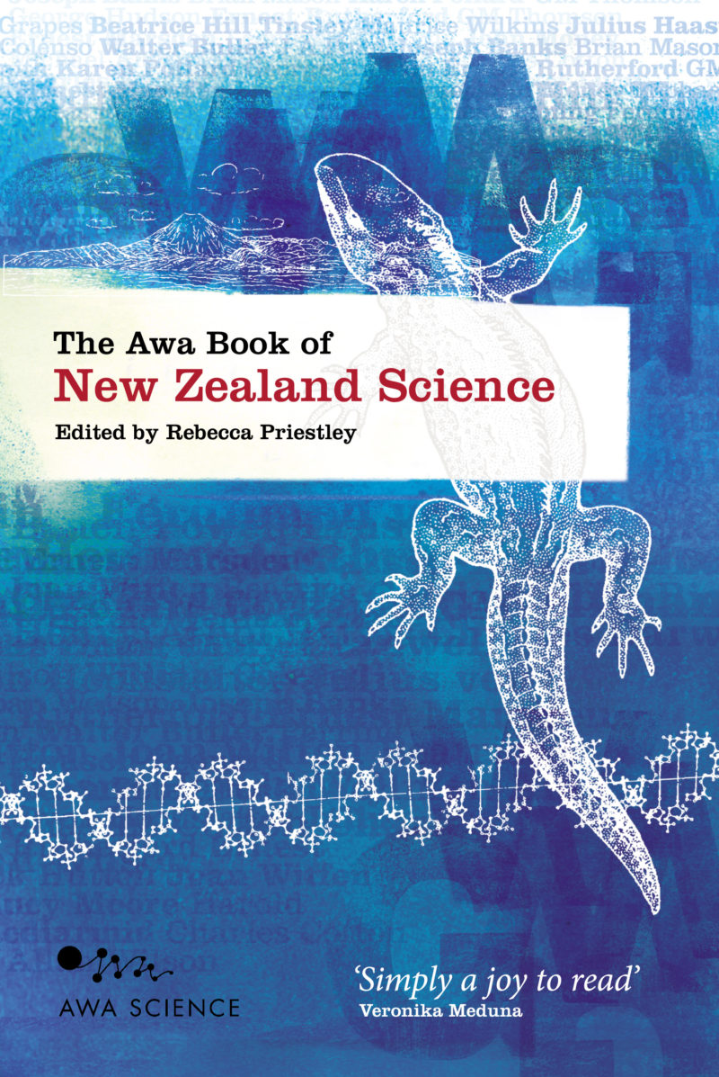 The Awa Book of New Zealand Science