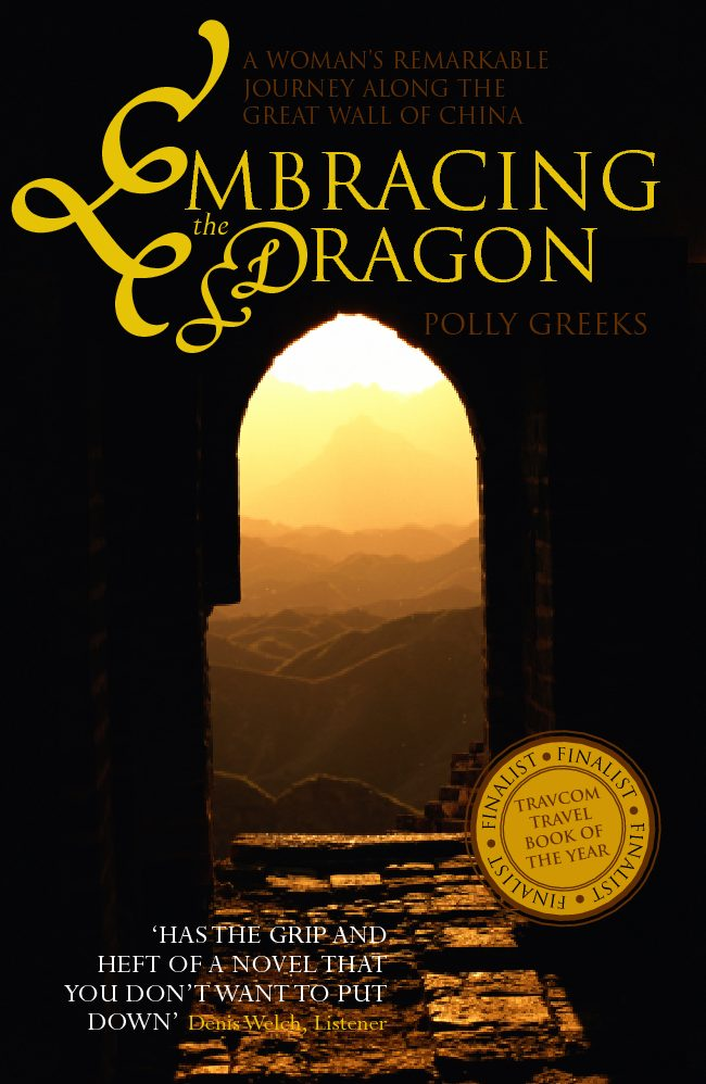 Embracing the Dragon: A Woman's Journey Along the Great Wall of China